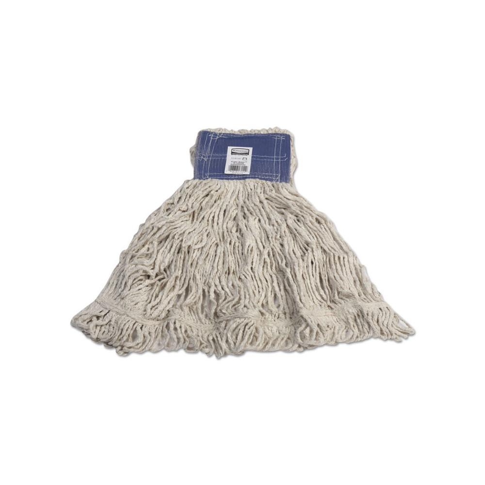 Super Stitch Blend Mop Cotton Synthetic X Large White 6 Carton
